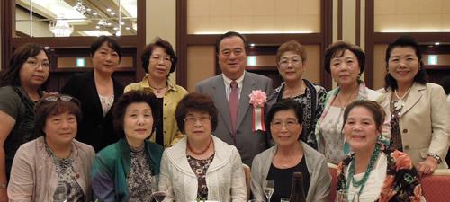 茨城県商工会議所女性会連合会第30回通常会員総会