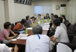 土浦市都市計画マスタープラン策定のためのグループインタビュー